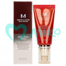 MISSHA M Perfect Cover BB cream, 50ml