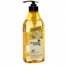 Kerasys Shower Mate. Chamomile Shower Gel, 550 ml