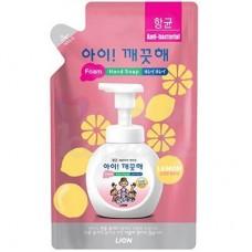 Liquid soap for hands Cj Lion, with lemon scent, reserve 200 ml