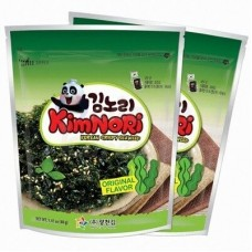 DRIED SEAWEED ORIGINAL KIMNORI, 40 gr