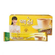 Coffee Maxim Moka gold, 20 sachets.