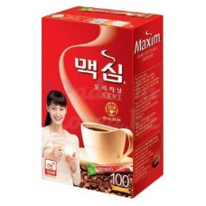 Coffee Maxim original, 100 sachets.