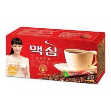 Coffee Maxim original, 20 sachets.