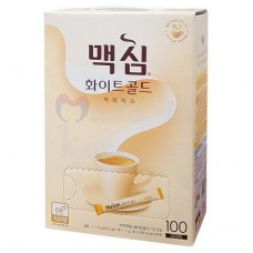 Coffee Maxim White Gold, 100 sachets