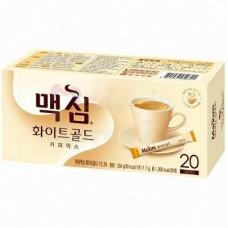 Coffee Maxim White Gold, 20 sachets