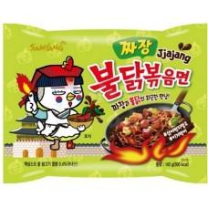SAMYANG Buldak Bokkeum Myeon Jjajang Zhang Flavored Spicy Chicken Ramen 140g