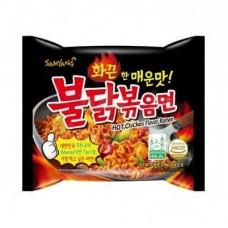 SAMYANG Buldak Bokkeum Myeon Spicy Flame Chicken Ramen, 140 gr