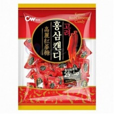 Lollipops with red ginseng flavor, 100 gr
