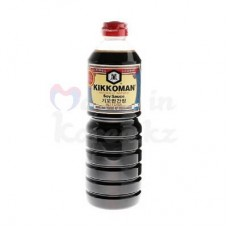 Soy sauce KIKOMAN Ganjang, 1 liter