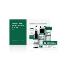 Set for problem skin with acids Some By Mi AHA-BHA-PHA 30 Days Miracle Starter Edition