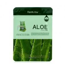 FarmStay Visible Difference Mask Sheet Aloe Vera 23 ml