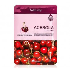 FarmStay Visible Difference Mask Acerola Acerola Mask 23 ml