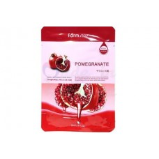 FarmStay Visible Difference Mask Sheet Pomegranate Pomegranate 23 ml